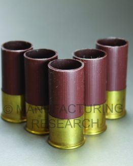10 ga blanks corrosive metal base for shotgun (qty 50