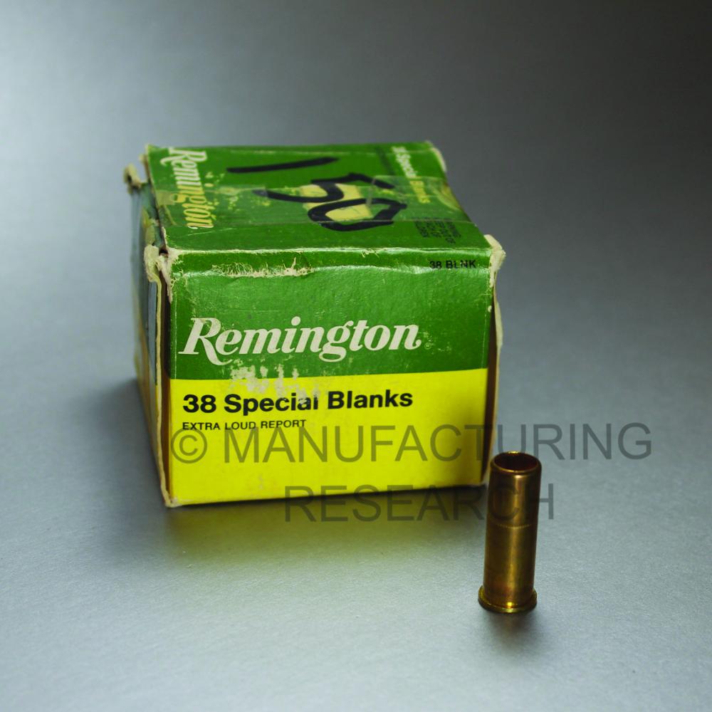 Extra Loud 9mm Blank Ammo